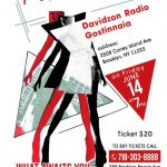 """Theater of Fashion""   from Aelita Club New York"